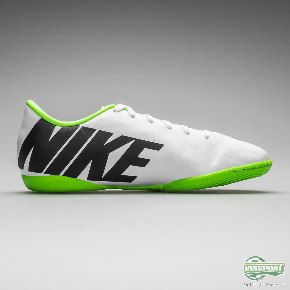 Nike Mercurial Gloves Amazon: Mercurial Victory IV IC White/Black/Electric Green