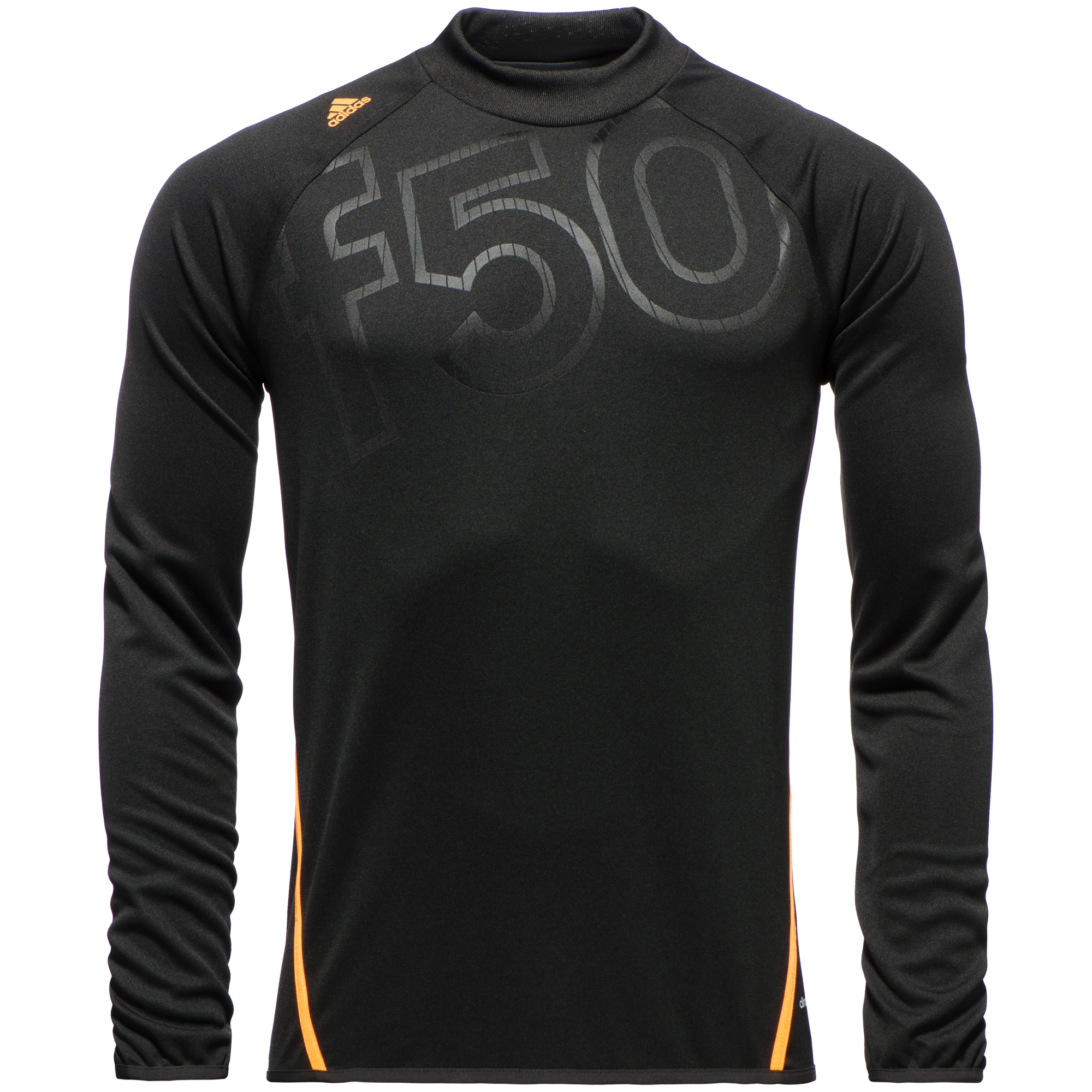 Adidas Orange t Shirt Adidas Training Shirt F50