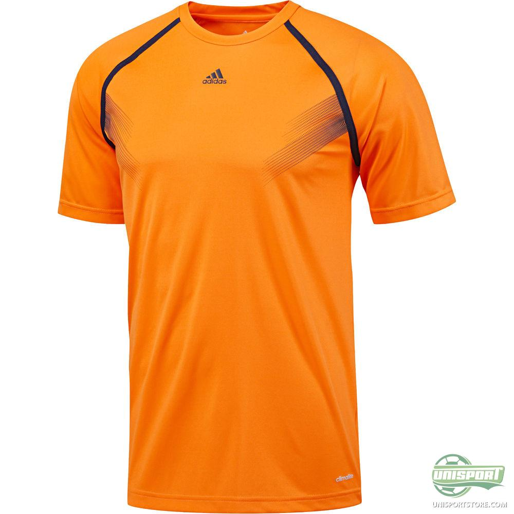 Adidas Orange t Shirt Adidas T-shirt Samba Orange