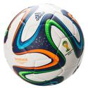 Adidas - Football Brazuca World Cup 2014 Glider White/Night Blue/Multicolour