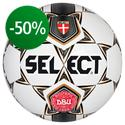 Select - Fodbold Brillant Replica DBU Hvid/Grå