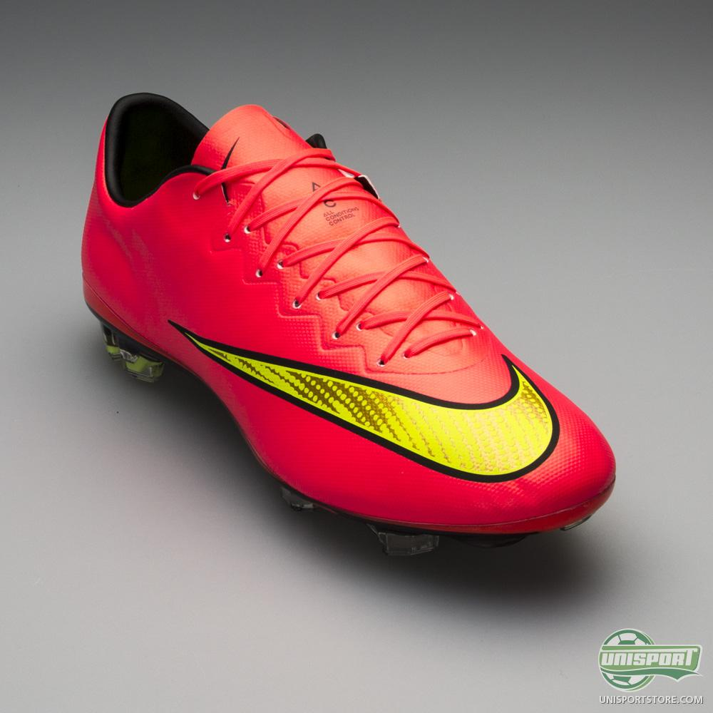 nike mercurial vapor x fg hyper punch gold black www. Black Bedroom Furniture Sets. Home Design Ideas