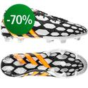 adidas - Predator LZ Instinct FG Running White/Neon Orange/Black