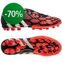 adidas - Predator LZ Instinct AG Svart/Vit/Röd