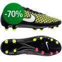 Nike - Magista Orden FG Sort/Neon