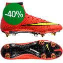 Nike - Mercurial Superfly SG-PRO Hyper Punch/Gold/Black