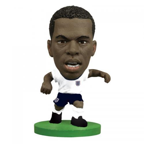 Englands Sturridge som Actionfigur