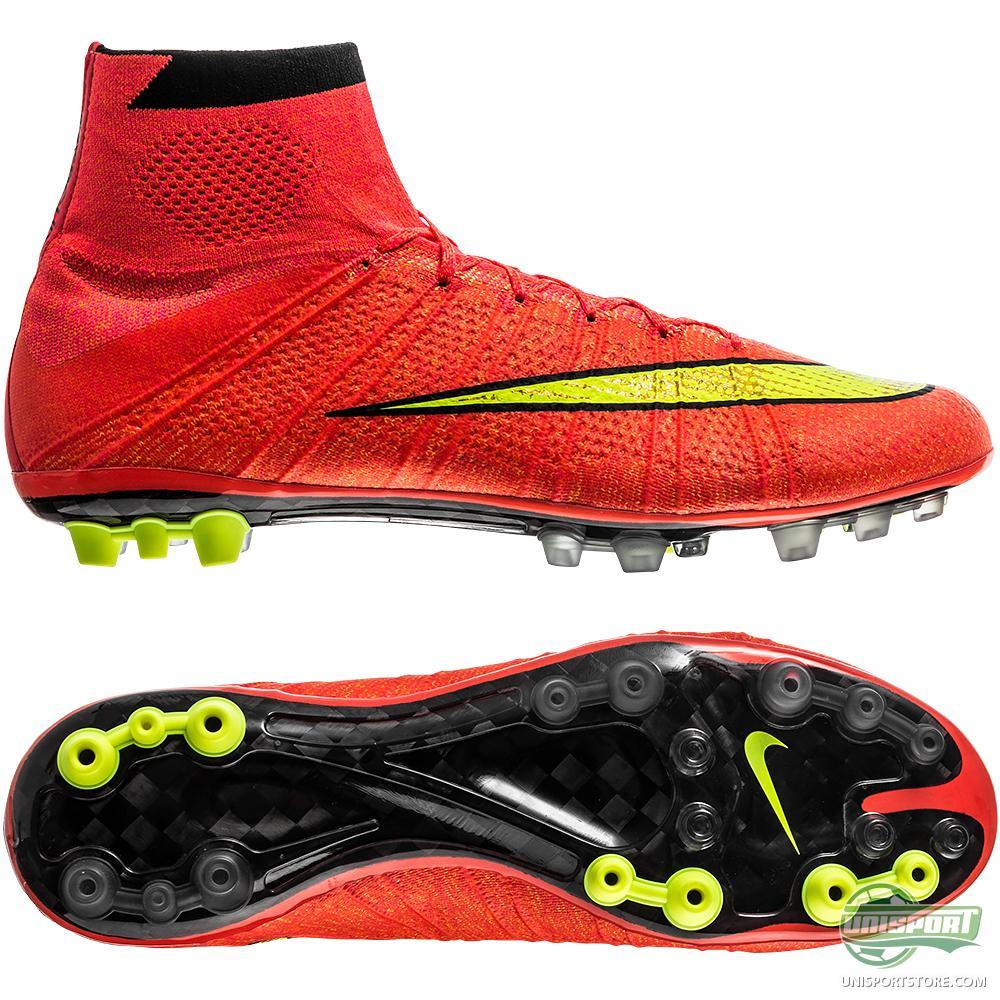 Nike - Mercurial Superfly AG Hyper Punch/Gold/Black | www ...