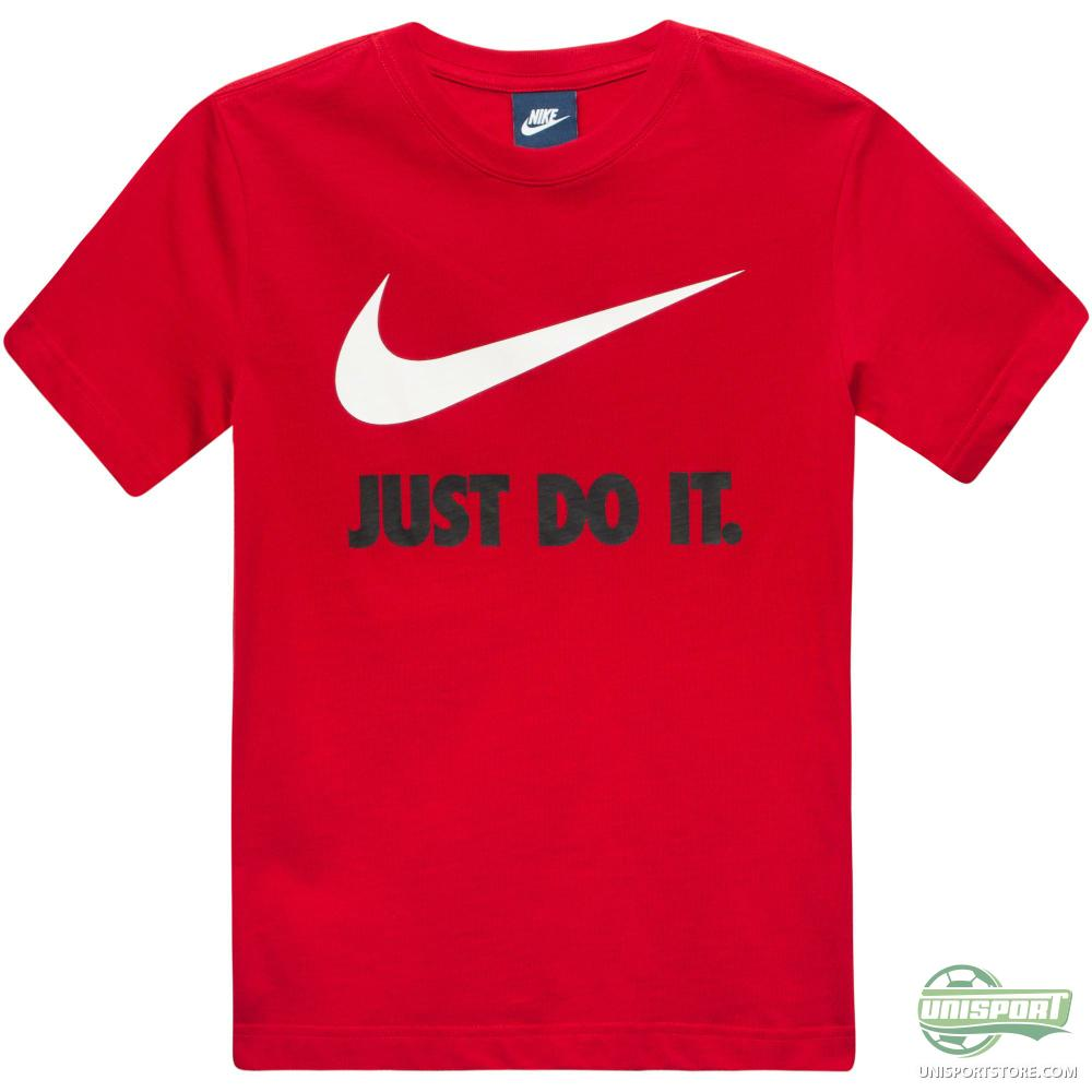 Just do it red nike - t-shirt 'just do it'