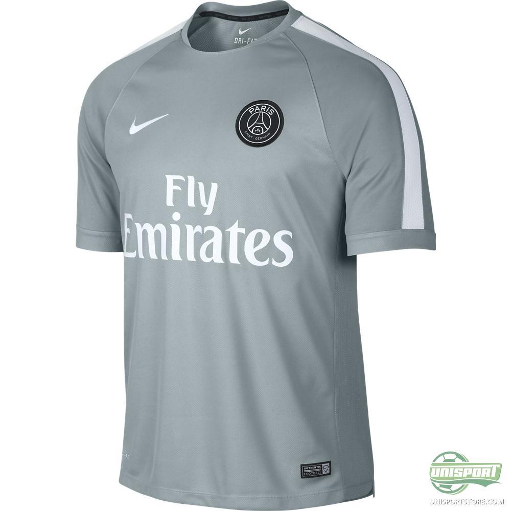 paris saint germain training t shirt squad light magnet grey pure platinum white www. Black Bedroom Furniture Sets. Home Design Ideas