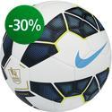 Nike Strike Fotboll Premier League Vit/Blå/Neon