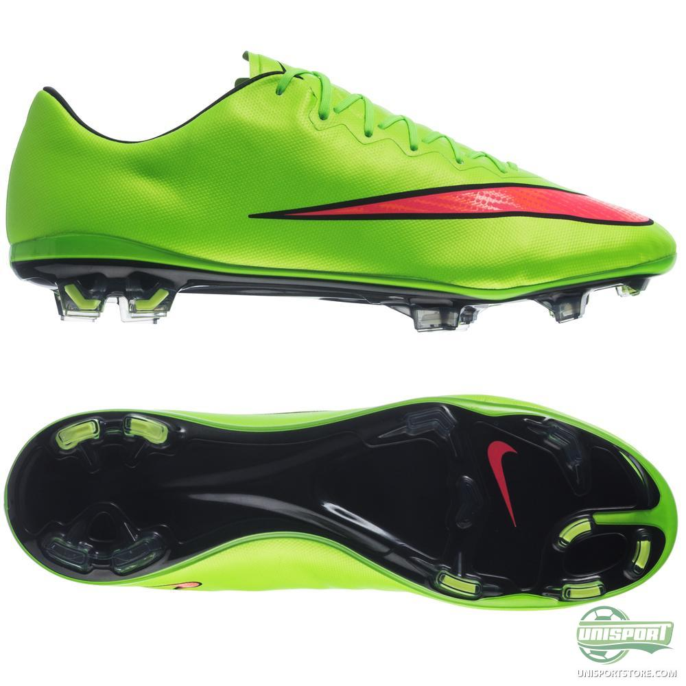 nike mercurial vapor x fg electric green hyper punch. Black Bedroom Furniture Sets. Home Design Ideas