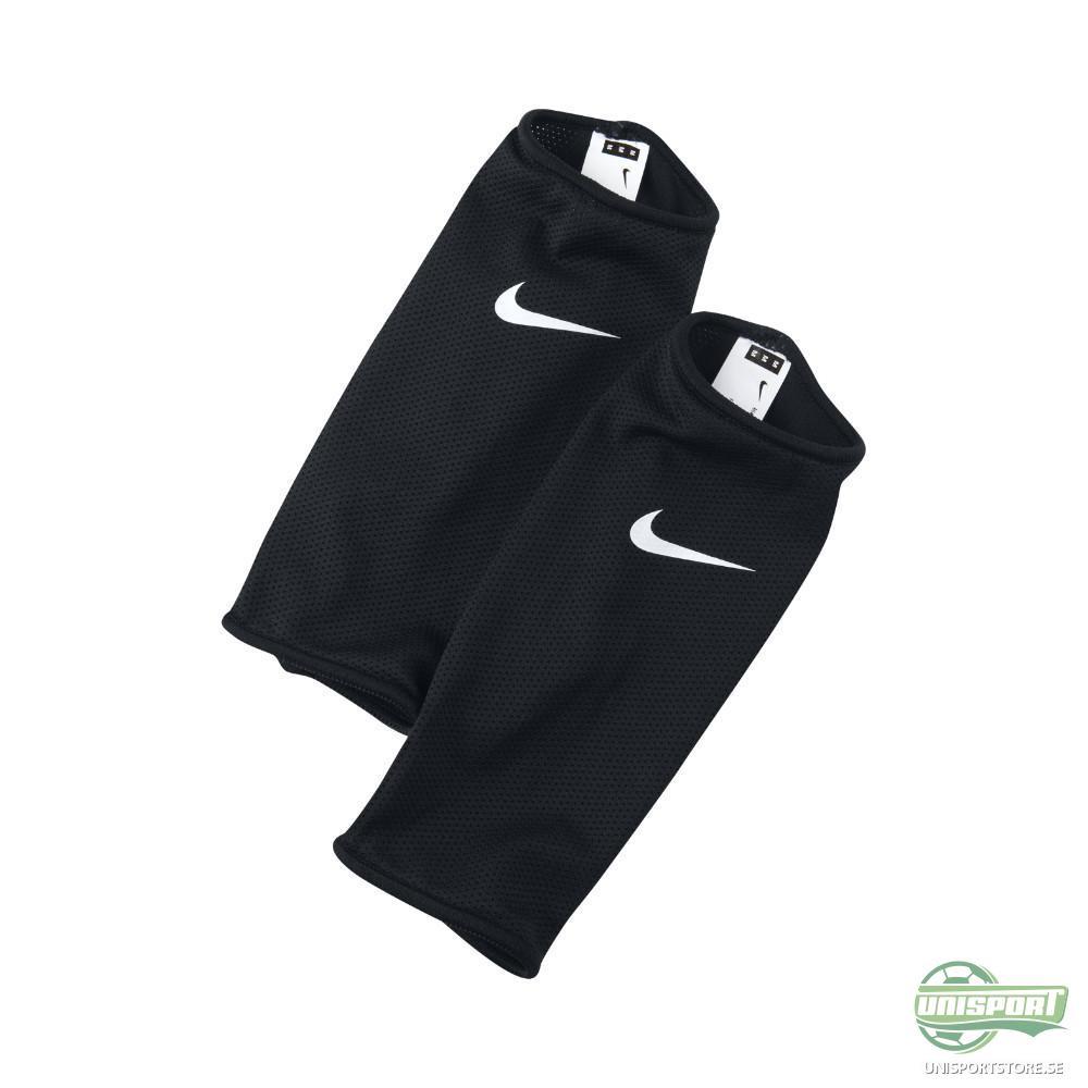 Nike Benskyddsstrumpor Svart