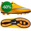 Nike - Mercurial Vortex II FG Orange/Vit/Svart Barn