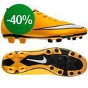 Nike - Mercurial Vortex II FG Orange/Vit/Svart
