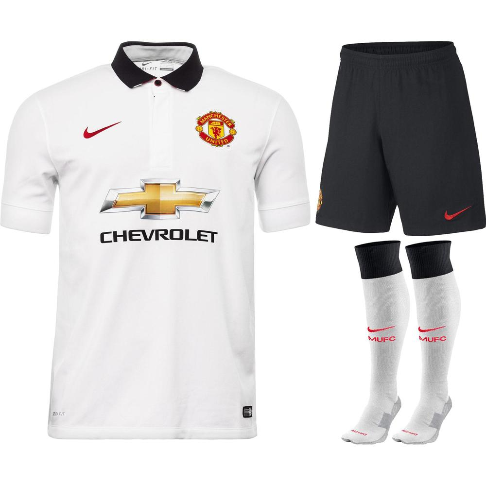 Football Shirts Clubs - England Manchester UnitedManchester United 2014 Away Kit
