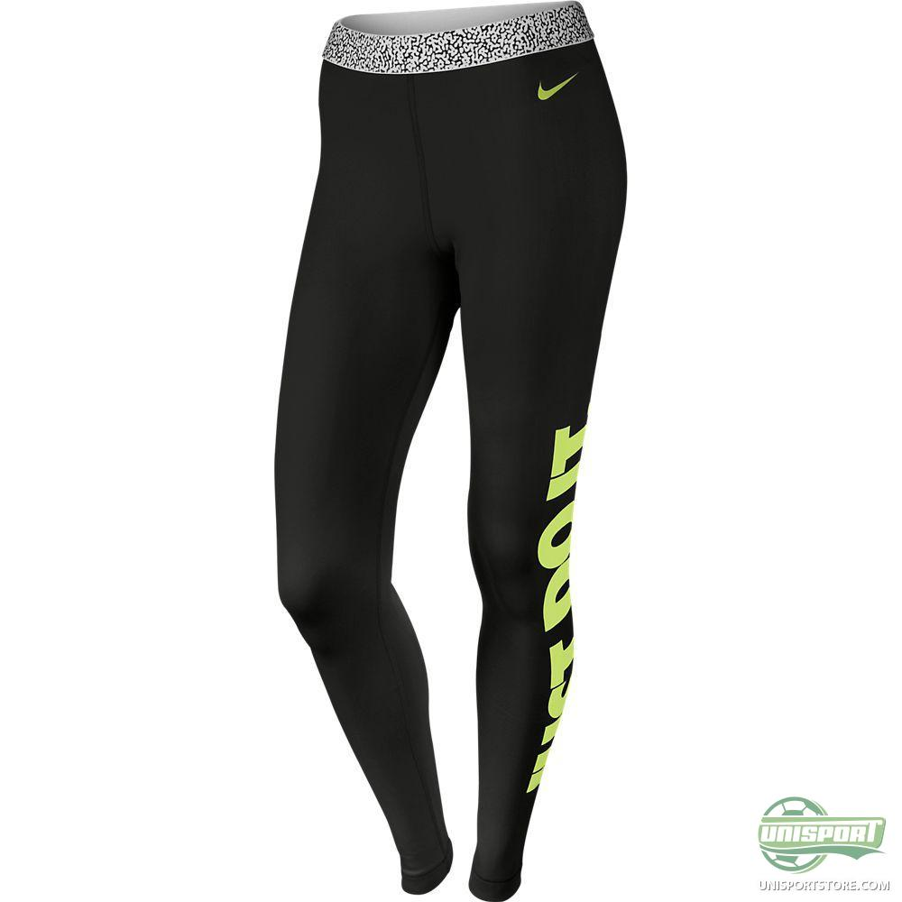 nike pro hyperwarm tights mezzo waistband compression. Black Bedroom Furniture Sets. Home Design Ideas