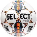 Select - Fodbold Brillant Super Hvid/Orange FORUDBESTILLING