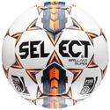 Select - Fotboll Brillant Super Vit/Orange FÖRBESTÄLLNING
