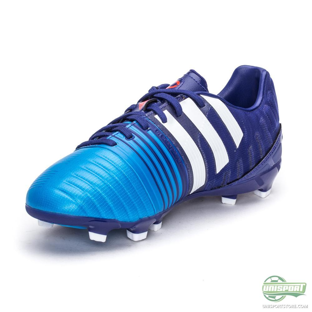 adidas nitrocharge 1 0 fg amazon purple white solar blue. Black Bedroom Furniture Sets. Home Design Ideas