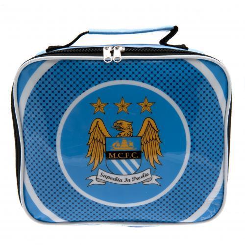 Manchester City Lunch Väska