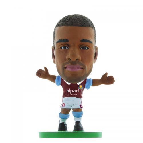 West Ham United Actionfigur Vaz Te