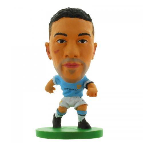 Manchester City Actionfigur Clichy
