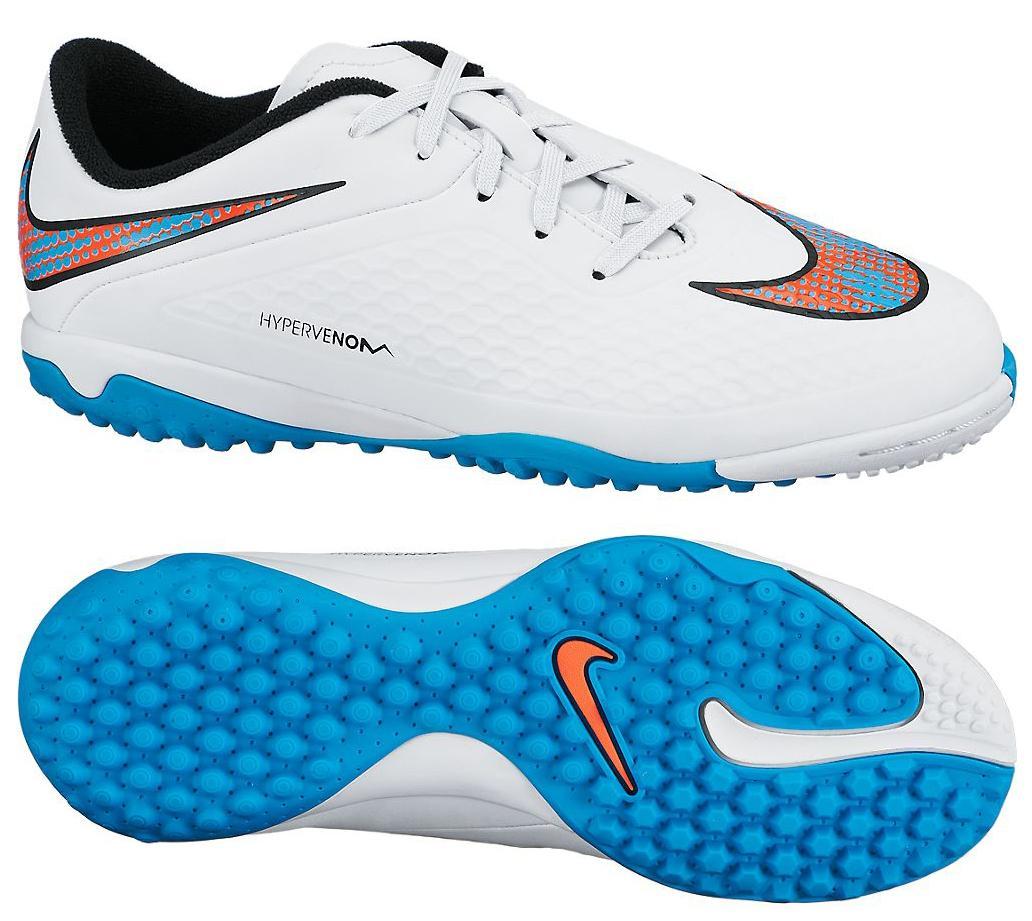 Nike Hypervenom Phelon Black And White Nike Hypervenom Phelon tf
