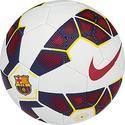Barcelona - Fodbold Skills Hvid/Navy/Rød