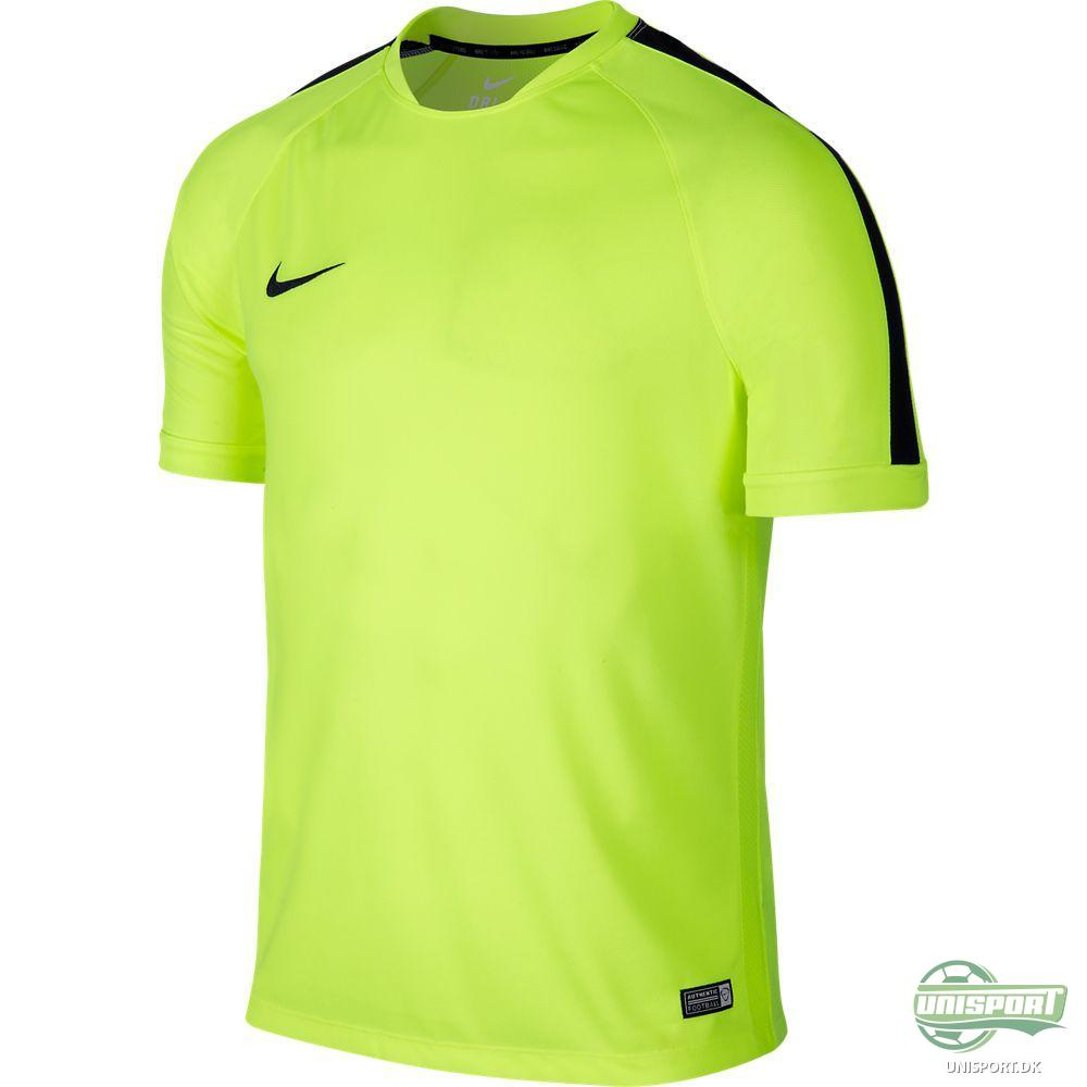 Nike Trænings T Shirt Squad Flash II NeonSort T-shirt/Polo (1847409215)