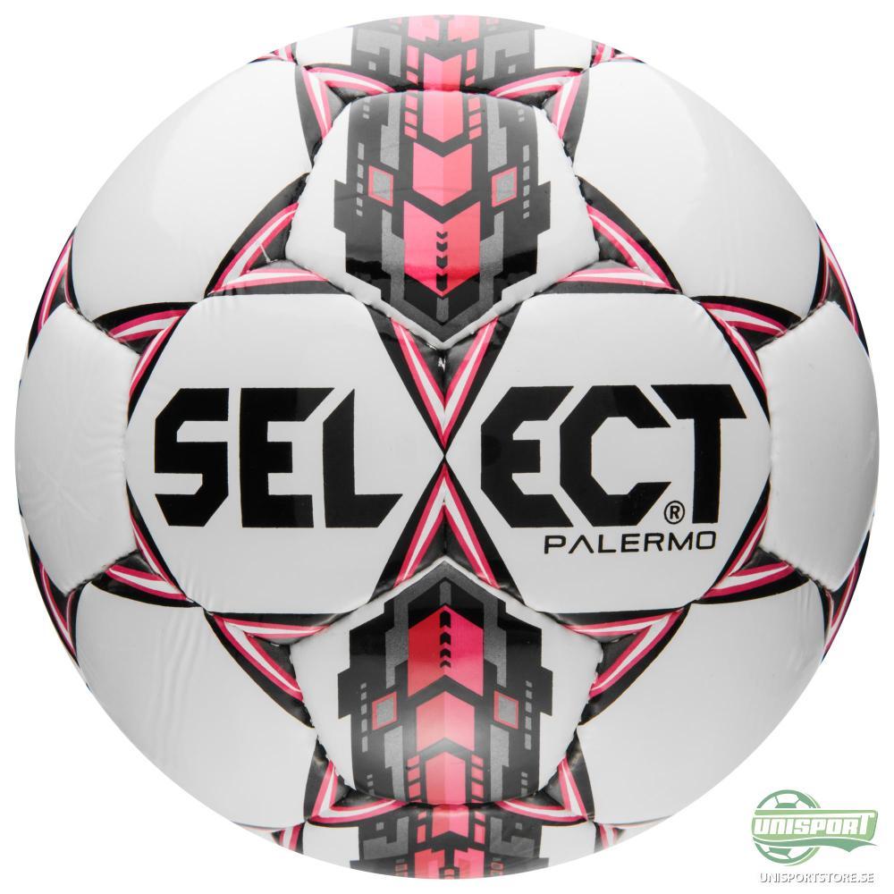 Select Fotboll Palermo Vit/Rosa/Silver Dam FÖRBESTÄLLNING