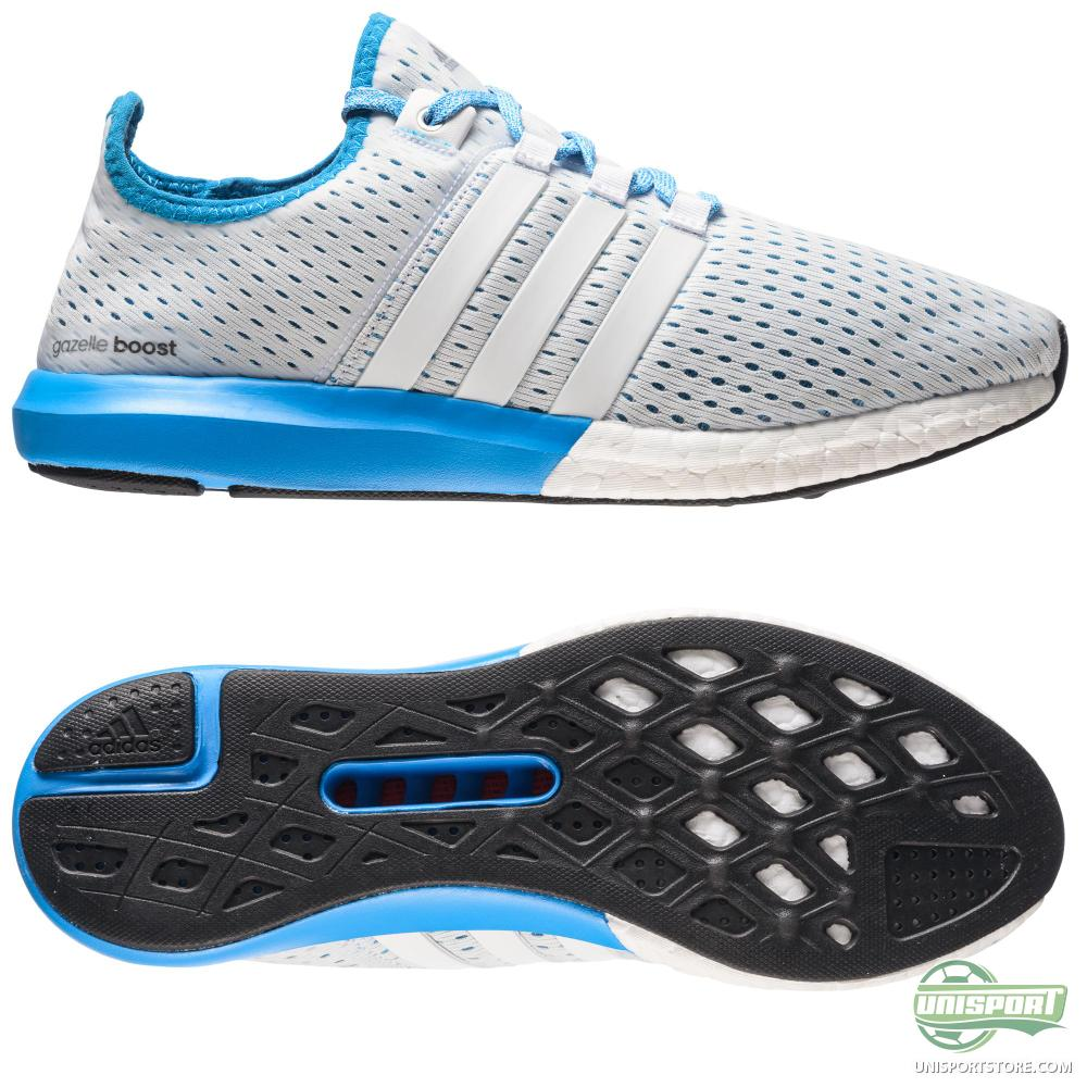Spain Aidas Boost Clima Chill - Runningshoes Adidas Running Shoe Climachill Gazelle Boost Whitesolar Blue 131071
