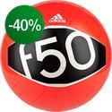 adidas - Fotboll F50 X-Ite II Röd/Svart/Vit