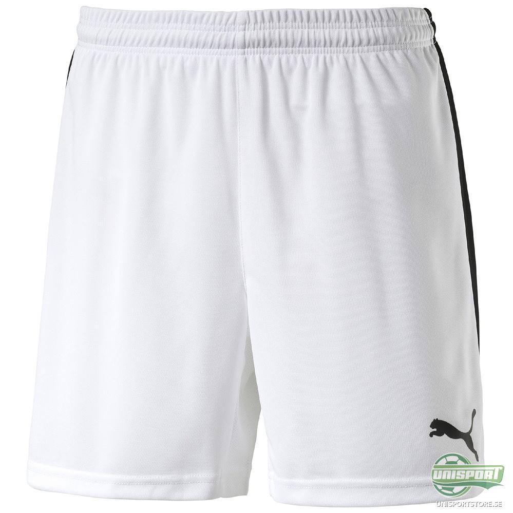 Puma Shorts Pitch Vit/Svart