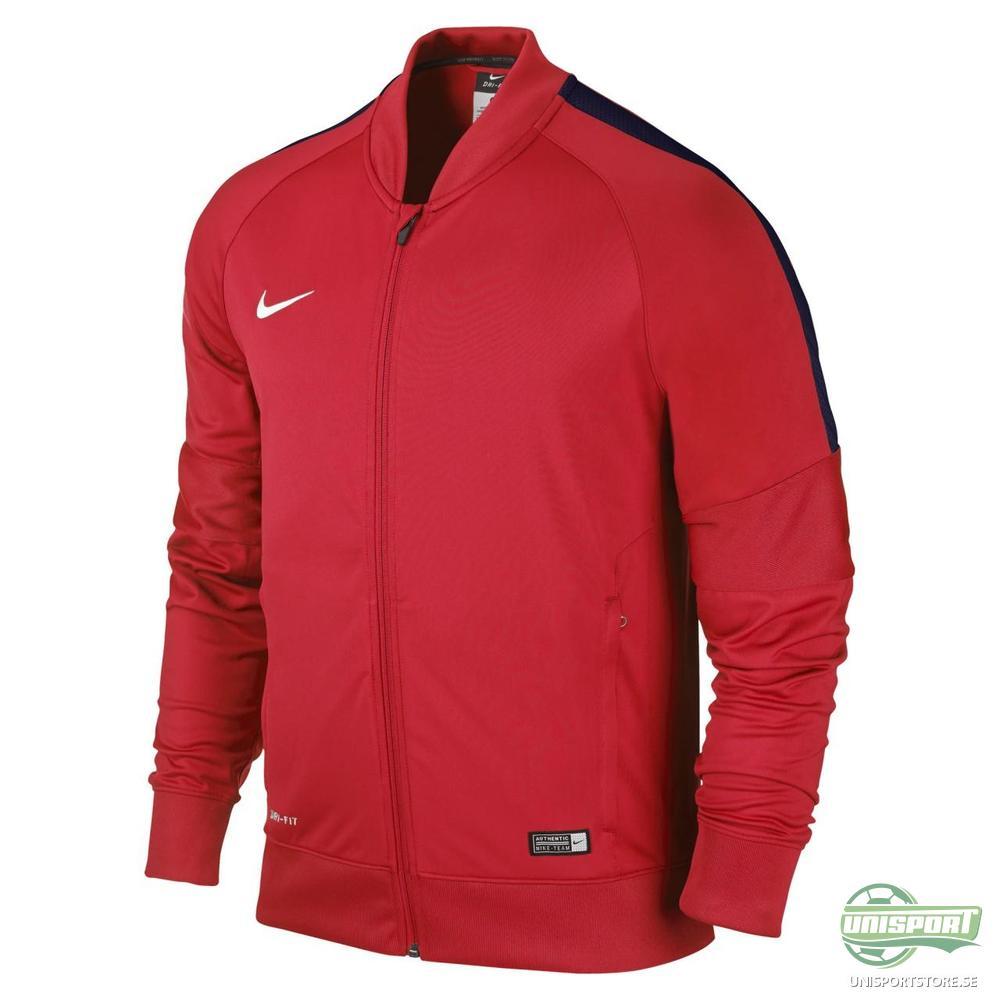 Nike Träningsjacka Squad Sideline Knit Röd/Navy Barn