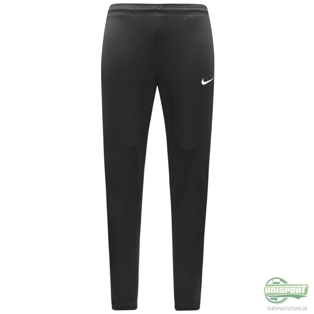 Nike Träningsbyxor Team Club Trainer Svart/Neon