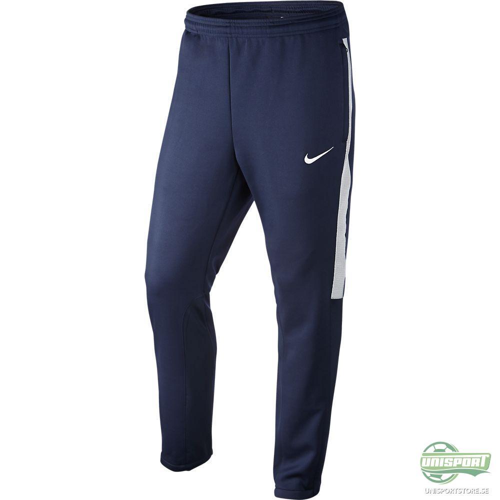 Nike Träningsbyxor Team Club Trainer Navy/Vit