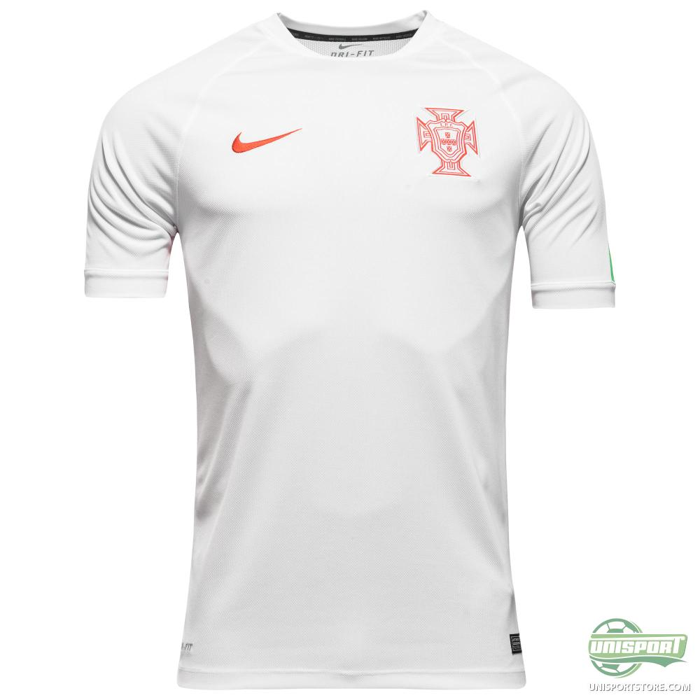 portugal training t shirt squad ii white green spark challenge red. Black Bedroom Furniture Sets. Home Design Ideas
