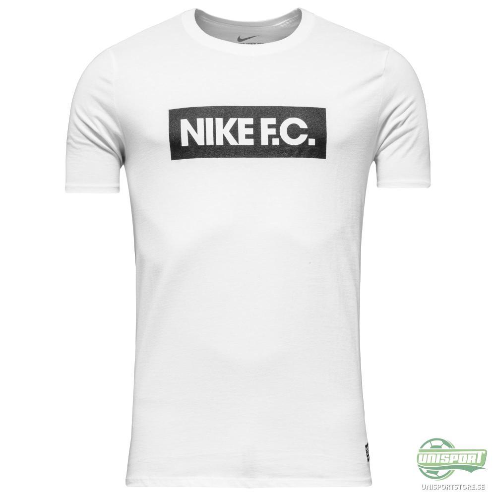 Nike F.C. T-Shirt Glory Vit/Svart
