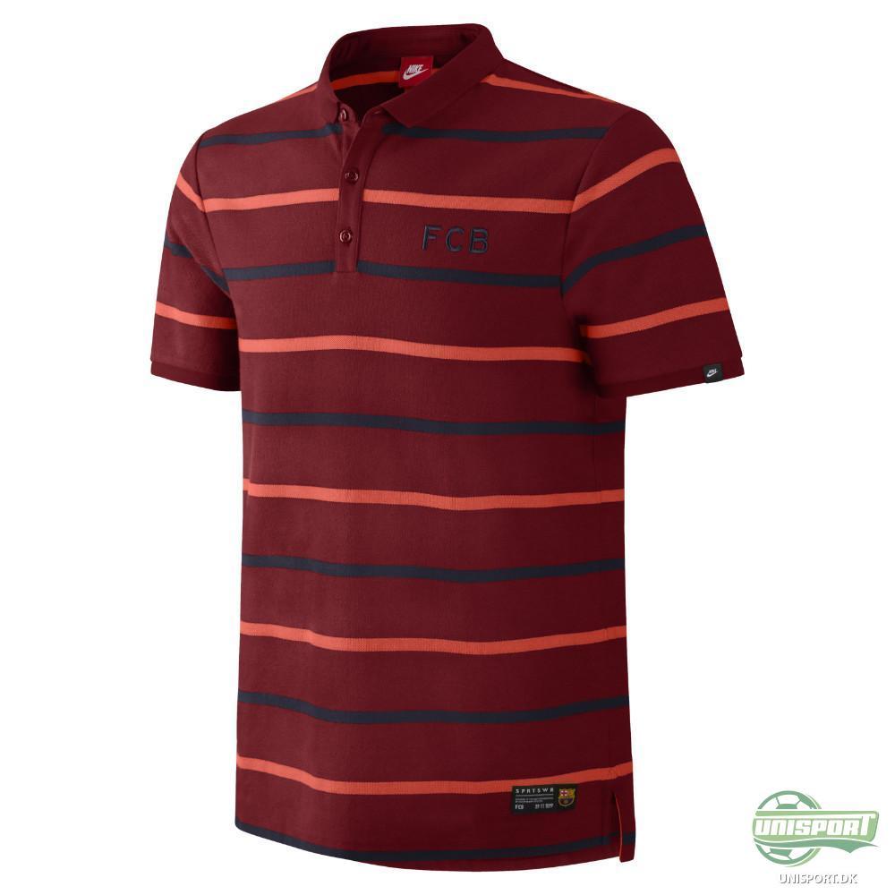 Barcelona Polo League Covert Rød T-shirt/Polo (1927690167)