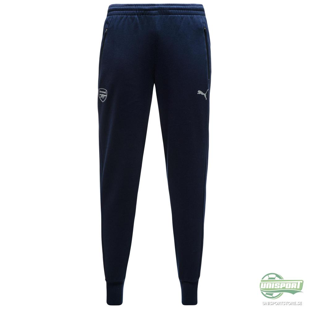 Arsenal Träningsbyxor Sweat Casual Performance Navy
