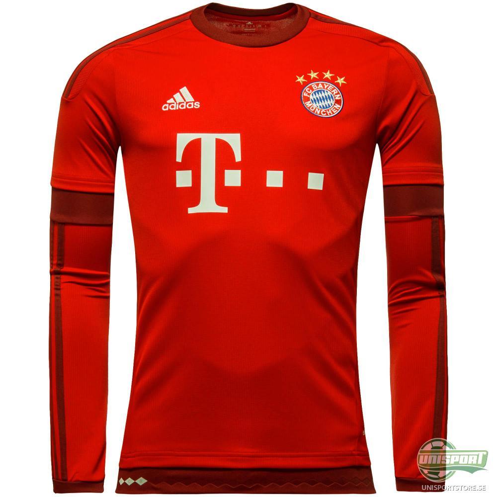 Bayern München Hemmatröja 2015/16 L/Ä