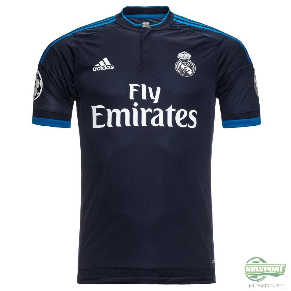Real Madrid Tredjetröja 2015/16 Adizero
