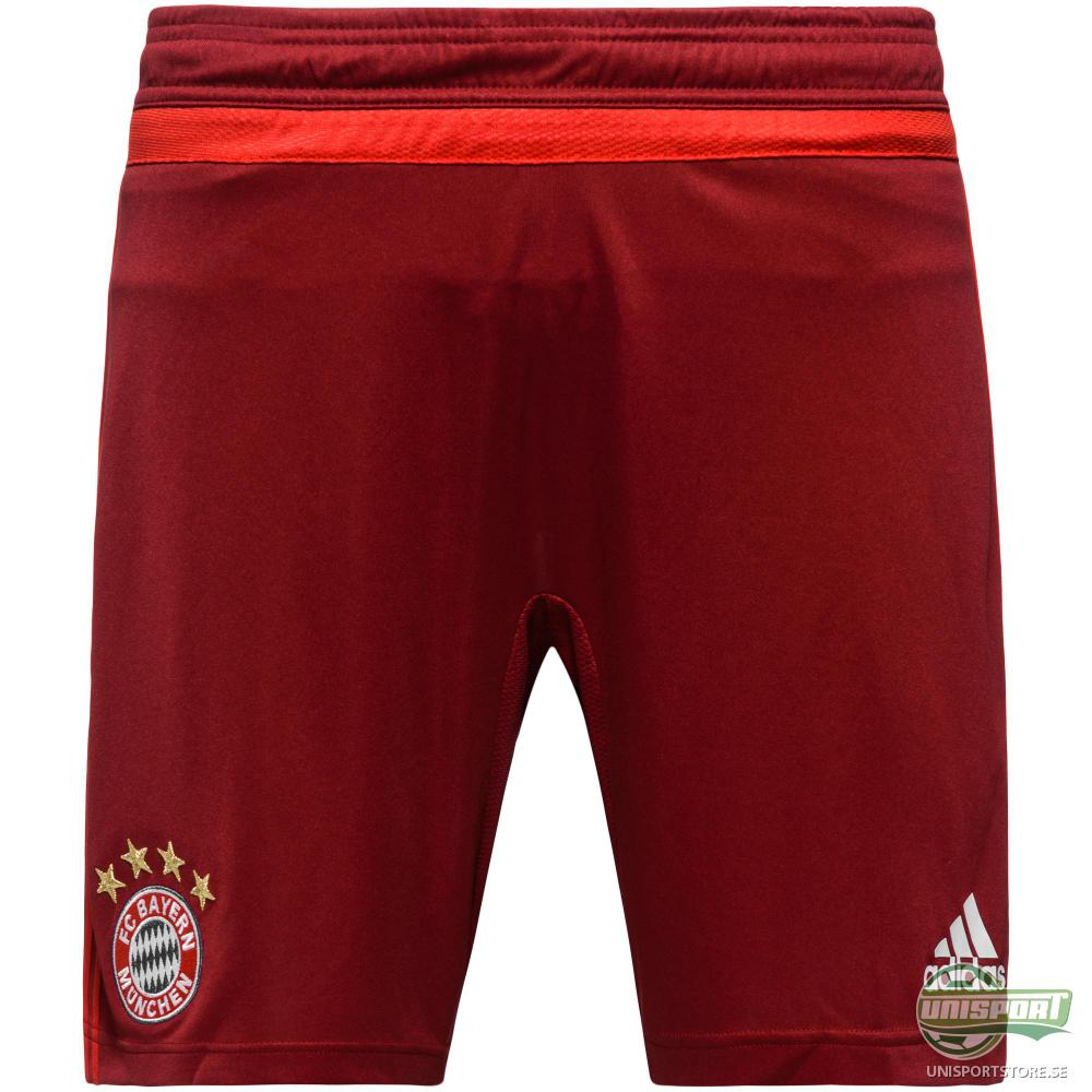 Bayern München Träningsshorts Röd