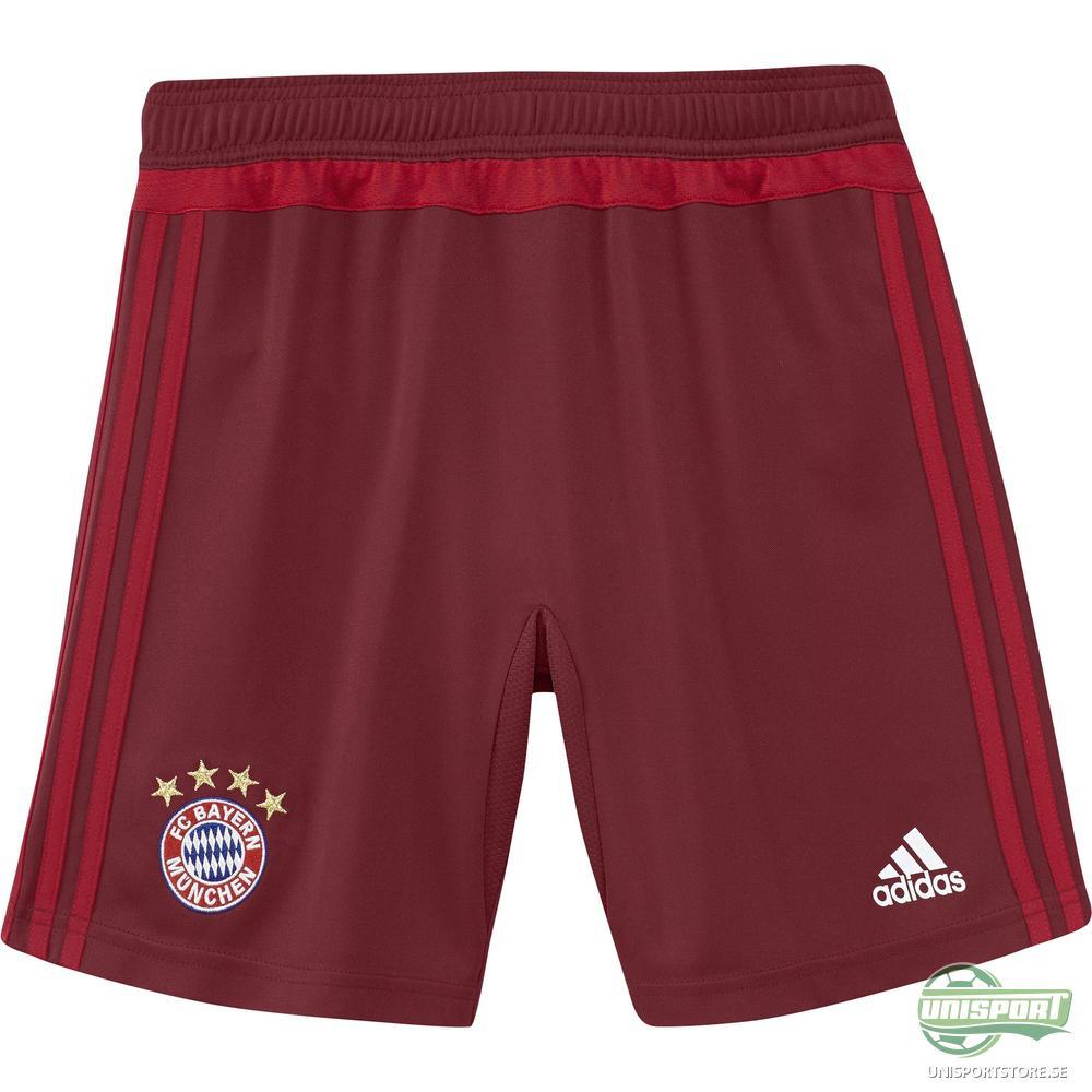 Bayern München Träningsshorts Röd Barn