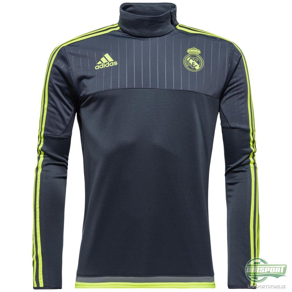 Real Madrid Träningströja Grå/Gul