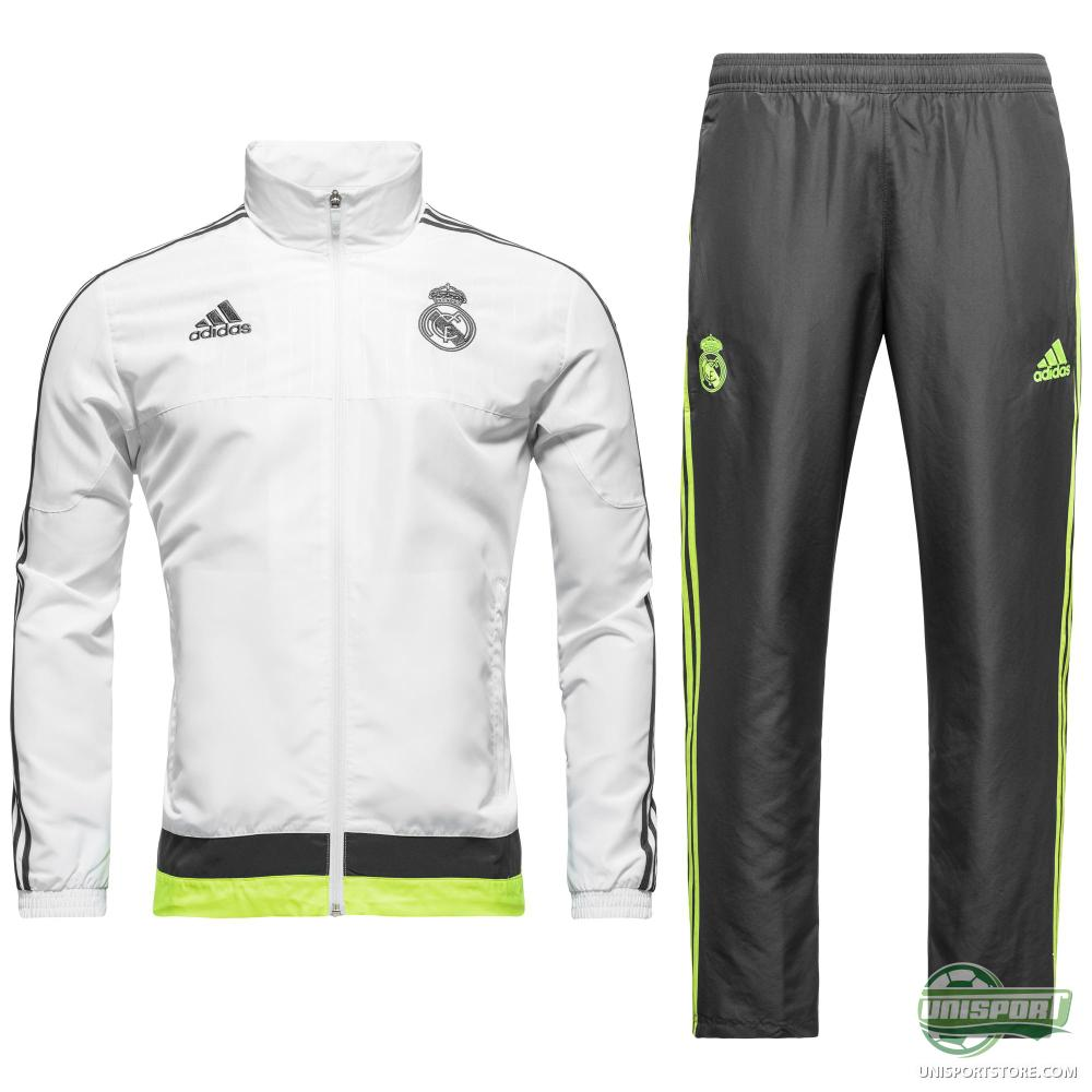 Real Madrid Presentation Suit Real Madrid Track Suit