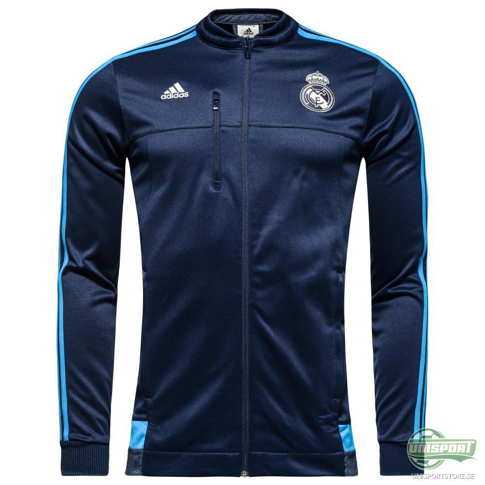 Real Madrid Jacka Anthem Navy/Blå