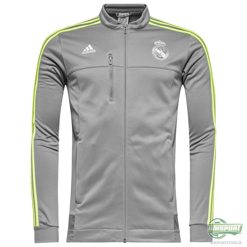 Real Madrid Jacka Anthem Grå/Gul