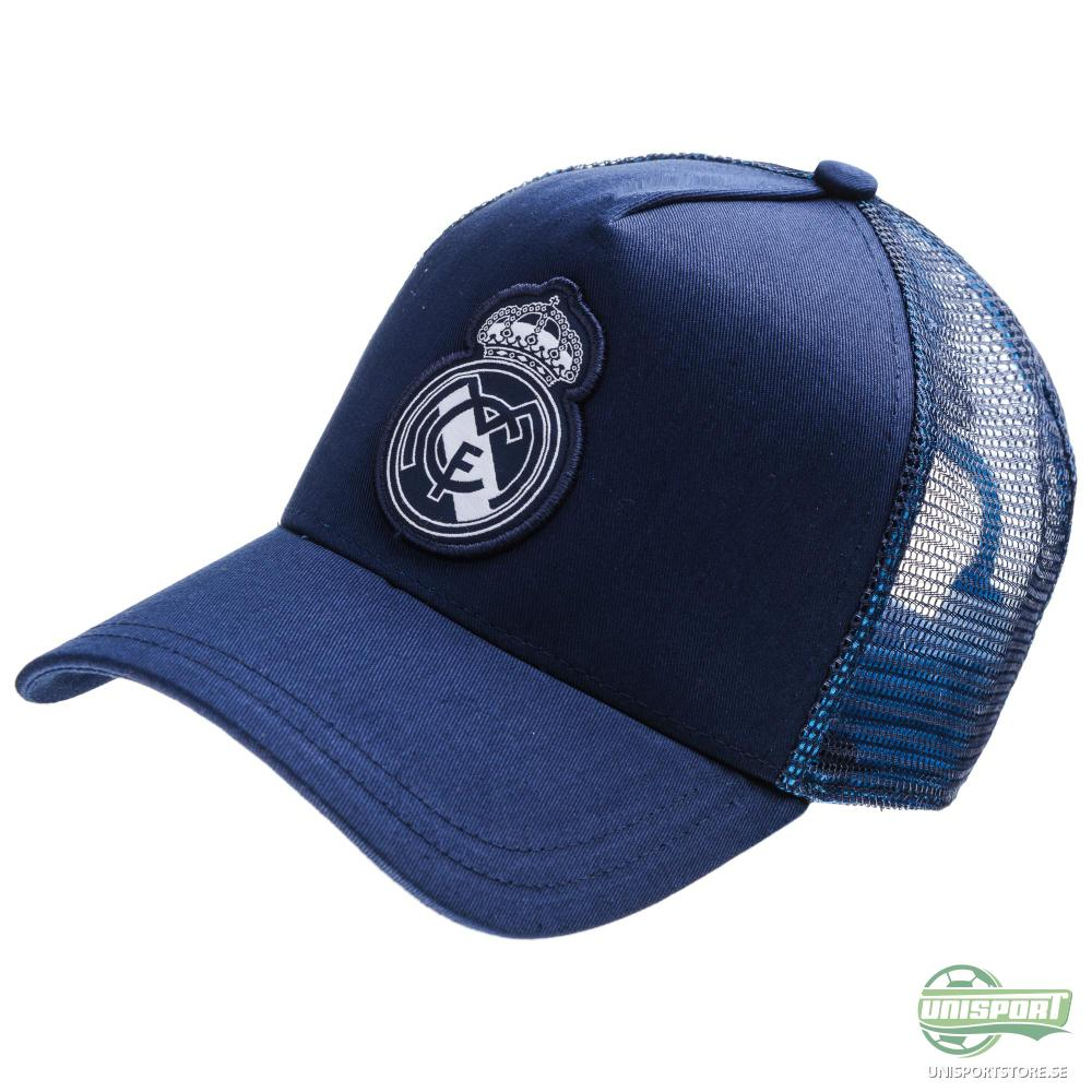 Real Madrid Keps Trucker Navy/Blå